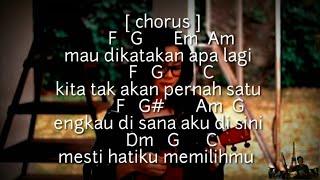 """Download Mp3  Chord Gampang  """"mantan Terindah - Indah Anastasya""""  Tutorial Chord  L"""