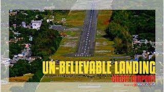 Gilgit Airport Landing UN Believable