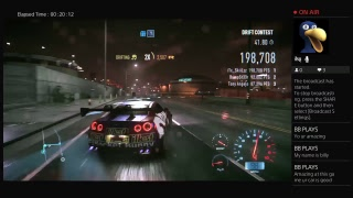 Need for speed with friends