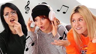 2010er Songs VORTANZEN und ERRATEN mit Malwanne & MissesVlog - mirellativegal