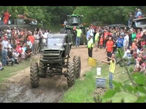 Featured 4x4 MUD Trucks and Drivers at TheOutlawVideoSS Website