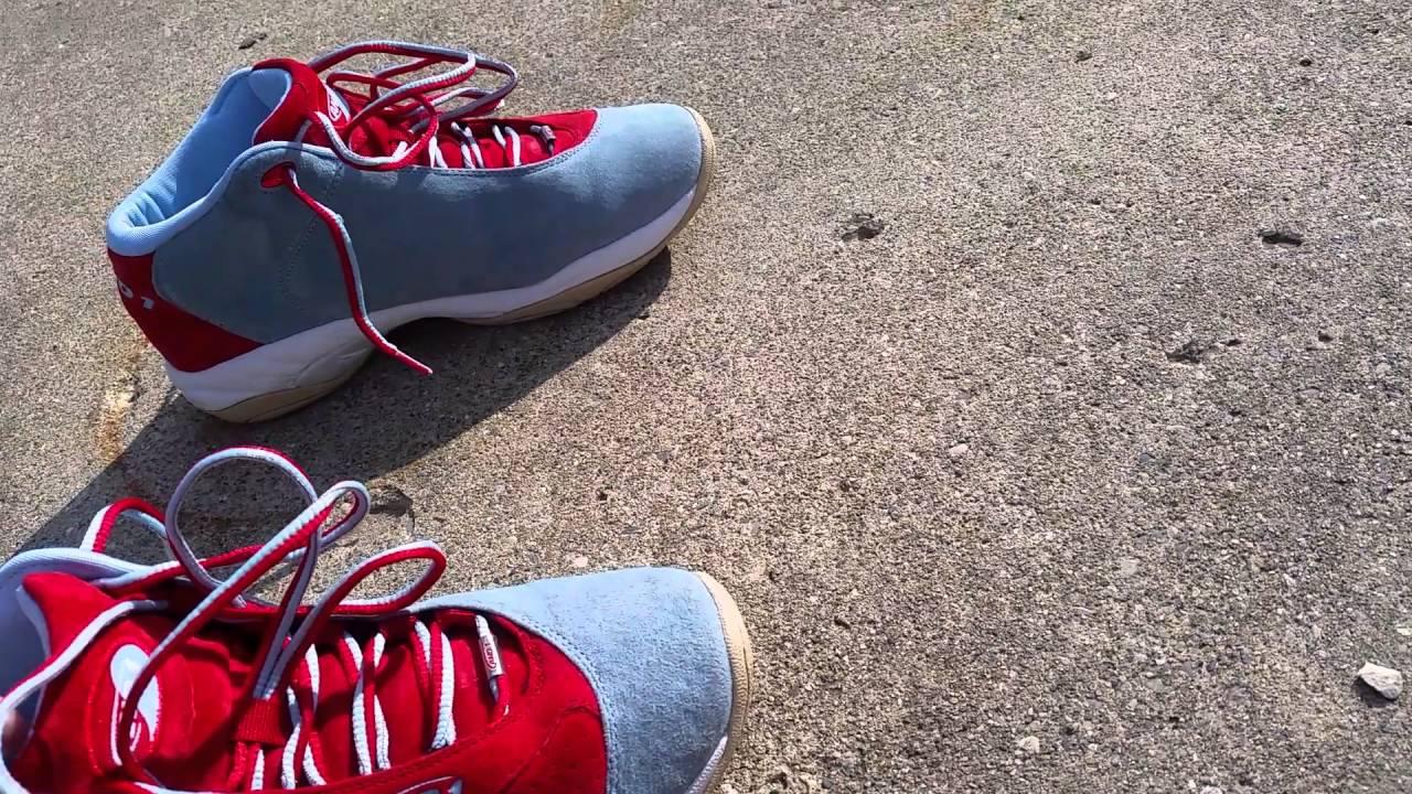 And 1 tai chi bait shoe