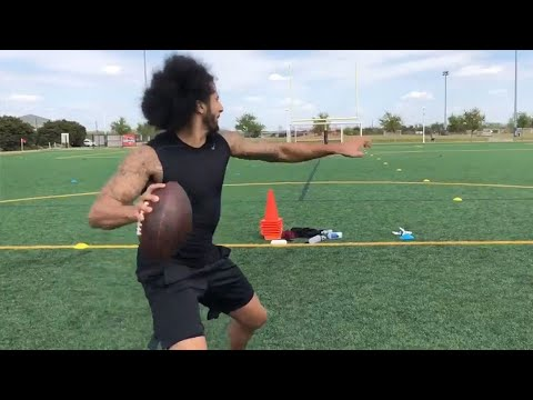 Colin Kaepernick Wants To Get Back INTO THE NFL?!