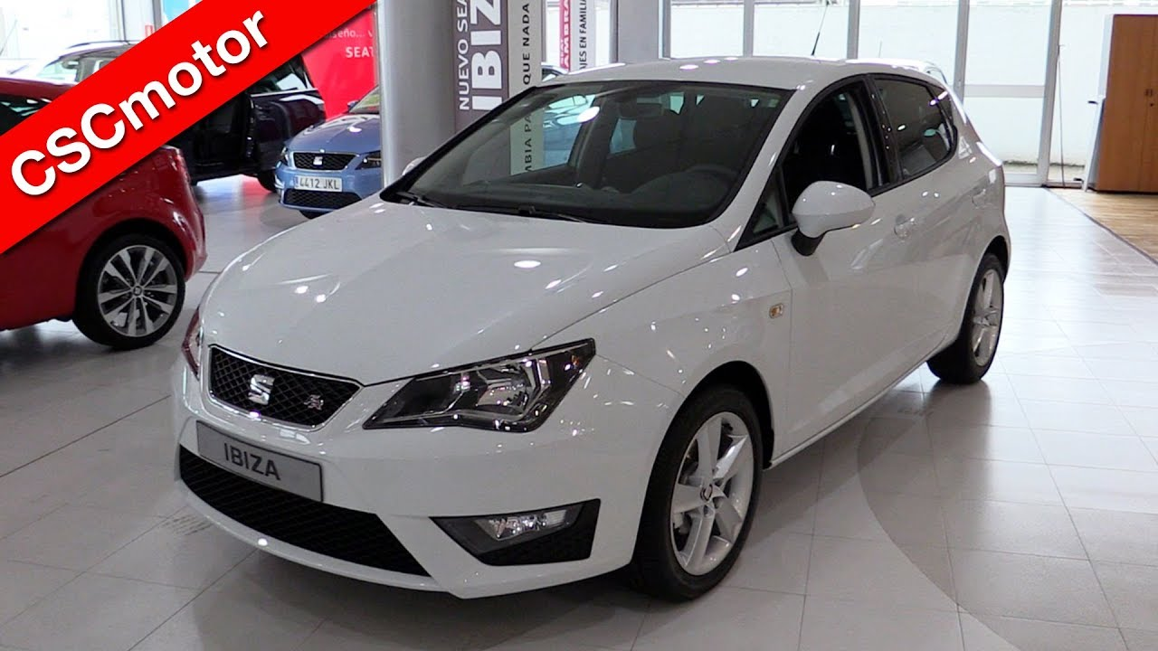 seat ibiza 2016 revisi n en profundidad y encendido youtube. Black Bedroom Furniture Sets. Home Design Ideas
