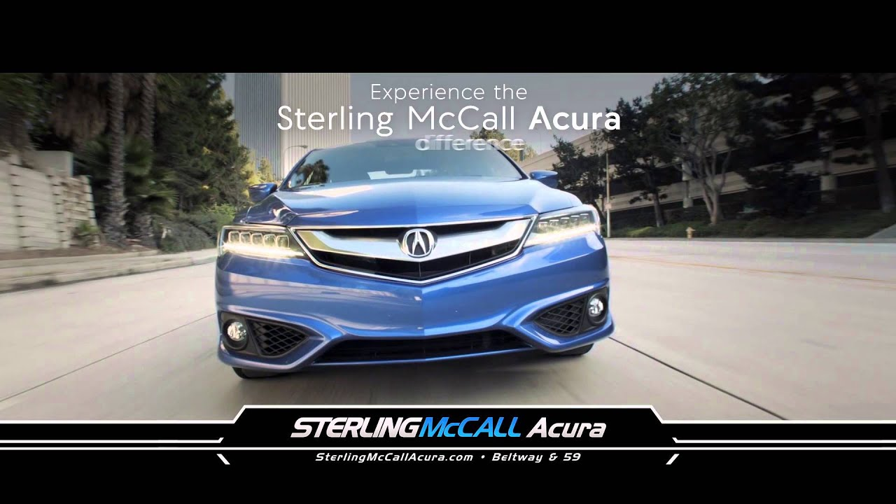 Passionate About Performance Sterling McCall Acura