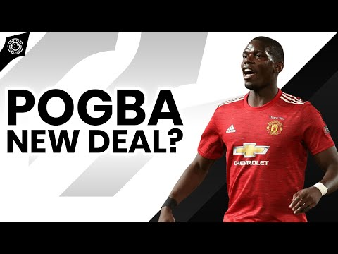 Paul Pogba New Contract Inbound?! | News From Old Trafford