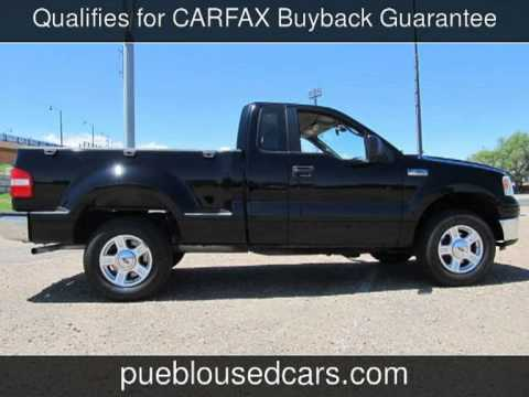 Ford F  Xlt Ext Cab Flare Side X Xlt Used Cars Pueblocolorado