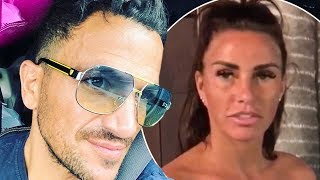 Peter Andre Publicly Ignores Katie Price's Begging Request For Contact | Today Top News