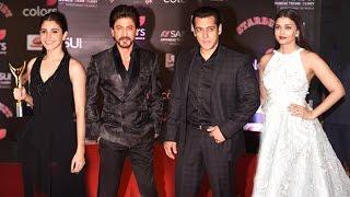 Colors Stardust Awards 2017 Red Carpet Full Show HD - Salman Khan,Aishwarya Rai,Shahrukh