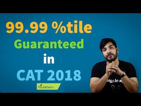 CAT 2018 Preparation Strategy | Fundamakers