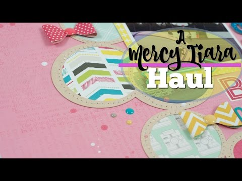 Scrapbooking Update and Take Me Away Collection