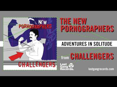 The New Pornographers - Adventures In Solitude
