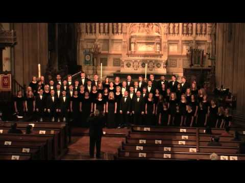 Vanguard University Concert Choir- You are the Music