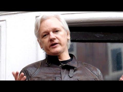 Julian Assange could soon leave Ecuadorian Embassy in London