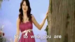 Selena Gomez-Fly To Your Heart Karaoke