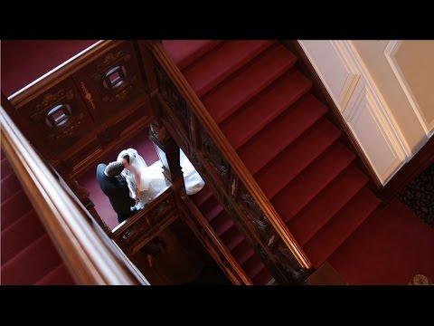 Laura and Zach Wedding at The Loose Mansion, Kansas City, MO