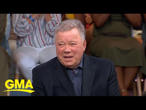 Watch Tom Bergeron, sad puppy dog eyes and all, try to recruit William Shatner for 'Dancing with the Stars'