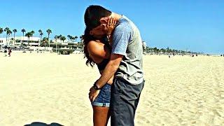 Kissing Prank - YesFunnyYes