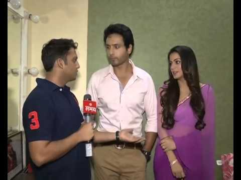 TUMHARI PAAKHI - INTERVIEW OF ANSHUMAN AND PAAKHI