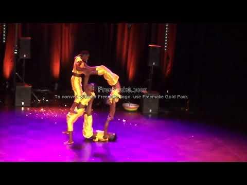 France Acrobats show by Alabasta group