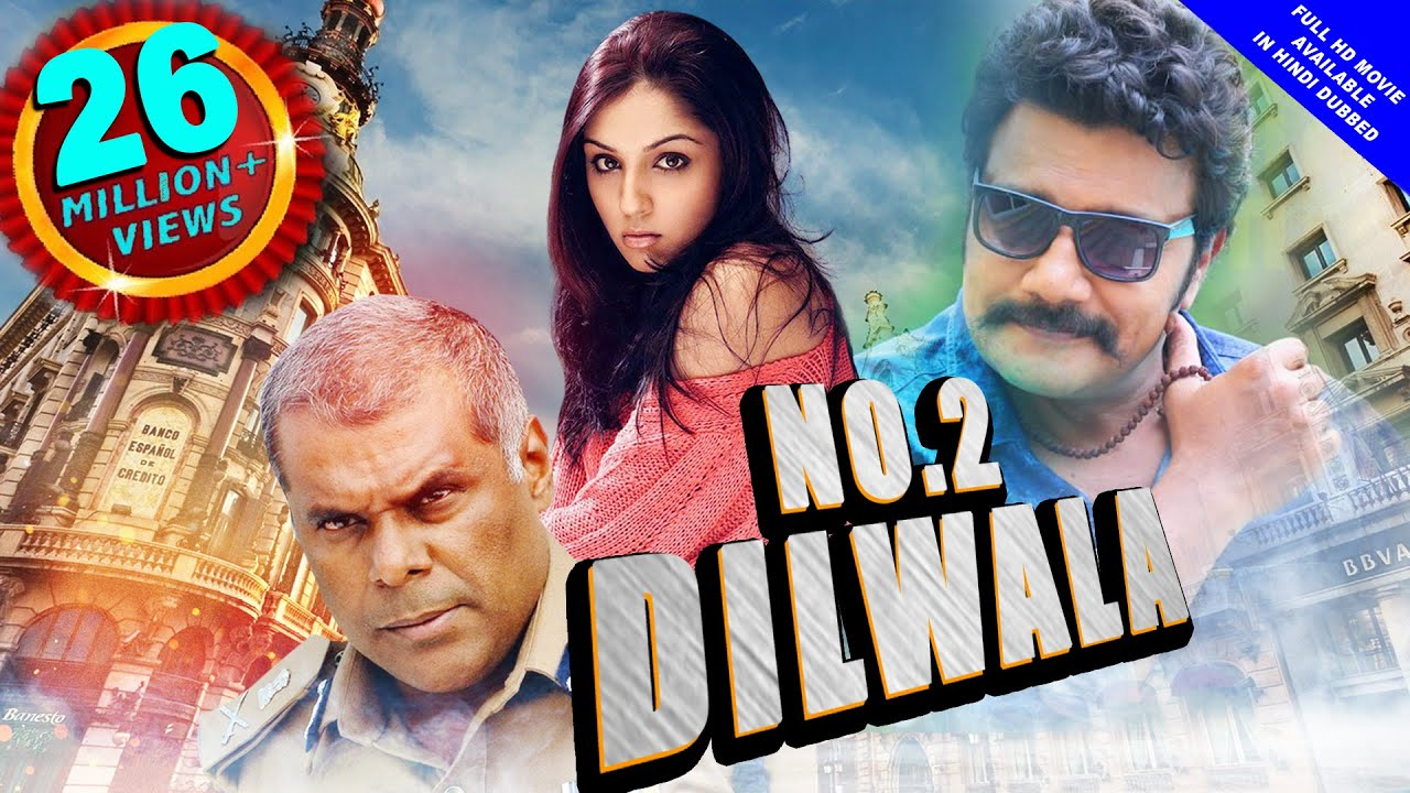 Download No. 2 DILWALA New Released Full Hindi Dubbed Movie   Action And Romantic Hindi Dubbed    PV