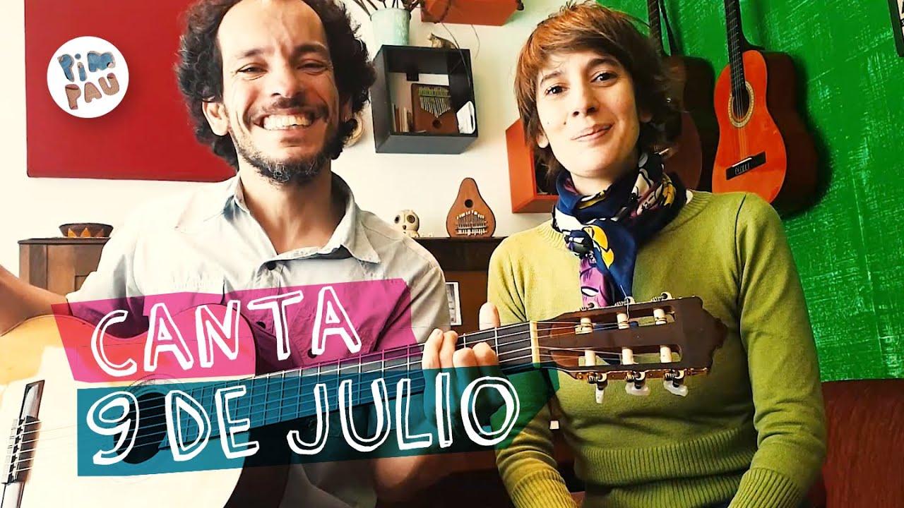 CANTA AL 9 DE JULIO • PIM PAU