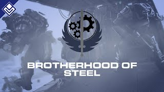 The Brotherhood of Steel | Fallout