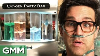 Can we figure out what flavor oxygen we're breathing? GMM #881! The Gregory Brothers Songified GMM! Check it out here: https://youtu.be/yhDQvrx0fhM ...