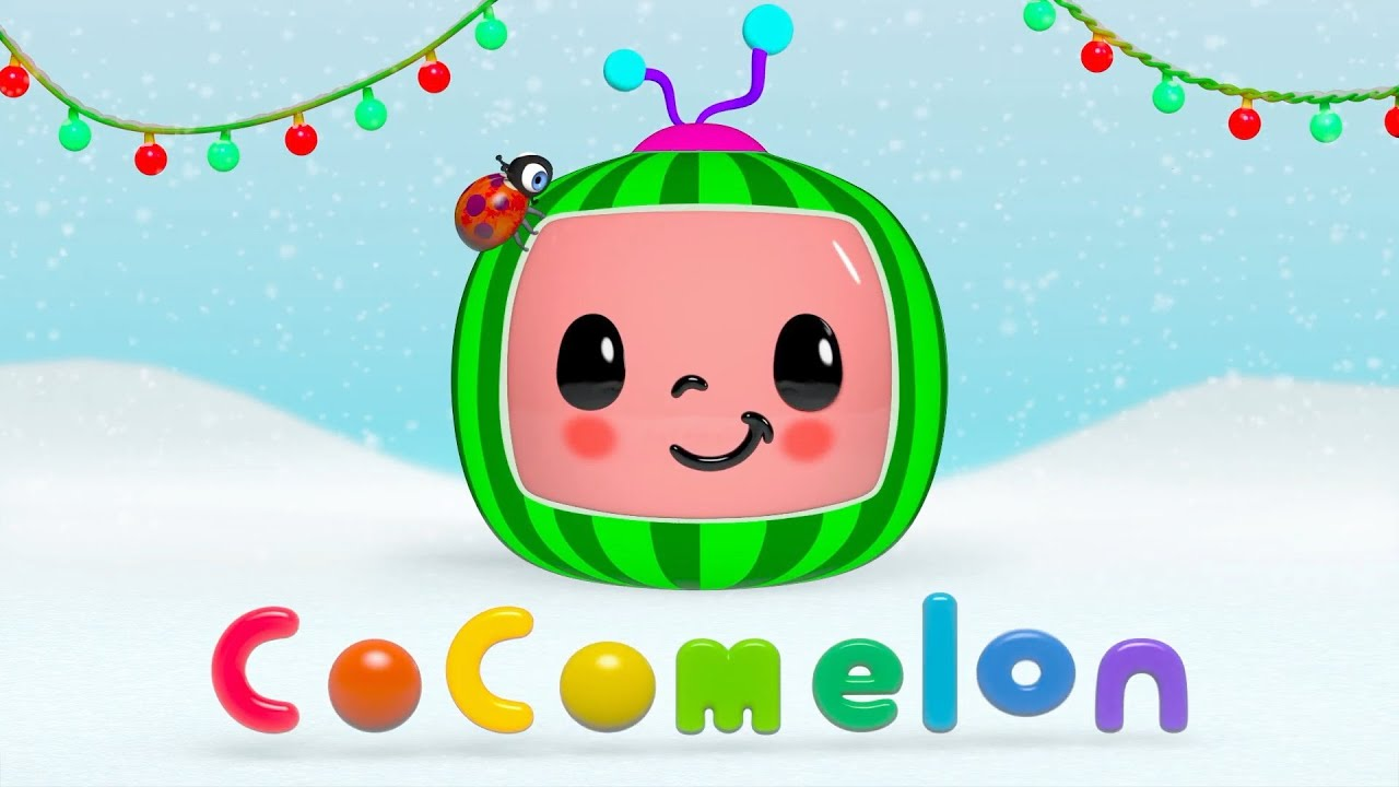 New Cocomelon Christmas Intro