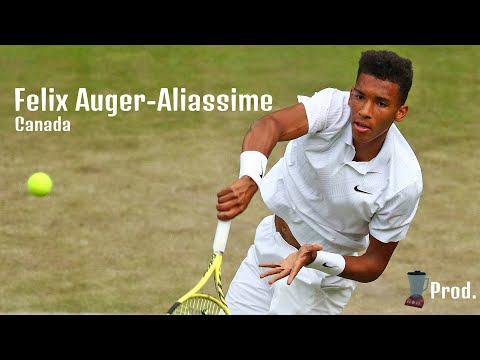 Felix Auger-Aliassime Highlights. What a young legend!