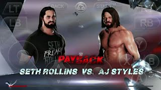 Get svip Account Givaweay + WWE 2k18 DLC MOD gloud games full tutorials and gameplay for Android