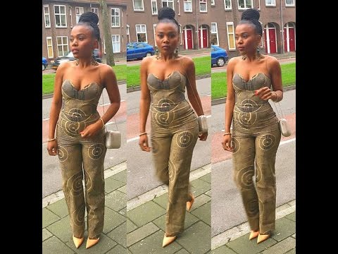 Best 209 Ankara Jumpsuit Styles In Vogue That Your Tailor Must See