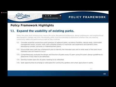 Policy Framework Video