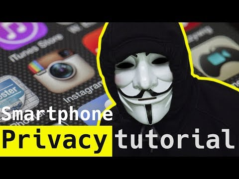 How To Protect Privacy On Your Phone In 5 Minutes | Tutorial For Normies