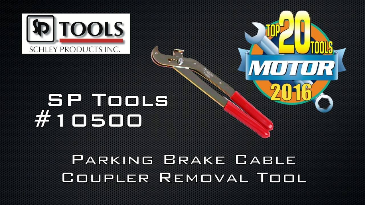 Emergency Brake Cable >> SP TOOLS 10500 Brake Cable Pliers - YouTube