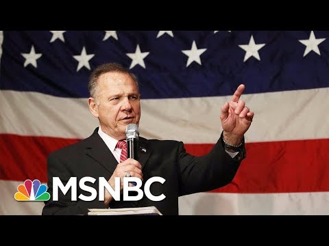 Download Youtube: Roy Moore And Doug Jones Senate Race Coming Down To The Wire | Velshi & Ruhle | MSNBC