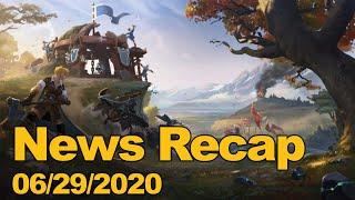 MMOs.com Weekly News Recap #251 June 29, 2020