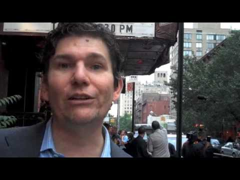 Interview with Brian Simpson, Roger Smith Hotel NYC