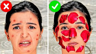 24 BEAUTY HACKS FOR ANY SITUATION