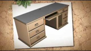 Computer Desk Plans | Review
