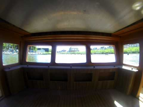 Flying Phantom Captains View at SMG IJmond Heemskerk Netherlands