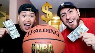 Baixar CRAZY $100 BASKETBALL GAME (DAVIDPARODY VS CHADWITHAJ)