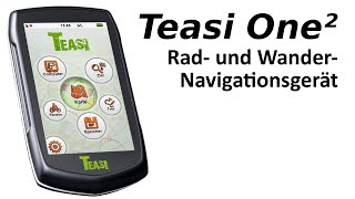 Teasi One² Rad & Wander Navi. Unboxing und Erfahrungsbericht.[Sponsored Post by Hallimash]