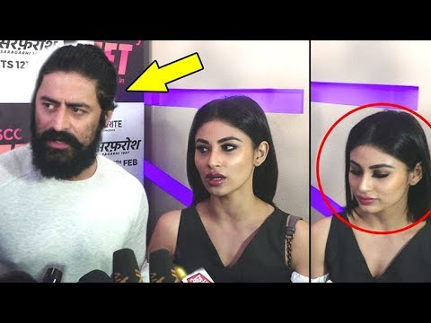 Mouni Roy's Boyfriend Mohit Raina INSULTS Her Badly In Front Of Media By Leaving The Interview