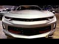 2017 Chevrolet Camaro Redline Edition - Exterior and Interior Walkaround - 2017 Chicago Auto Show