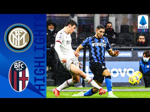Inter Bologna Goals And Highlights