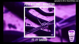 Baixar Post Malone x 21 Savage - rockstar [SLOWED]