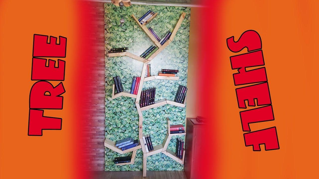 Bookshelf That Looks Like Tree