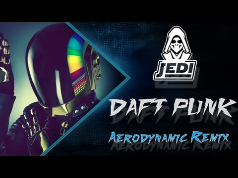 [EDM] Daft Punk - Aerodynamic Remix [No copyright]