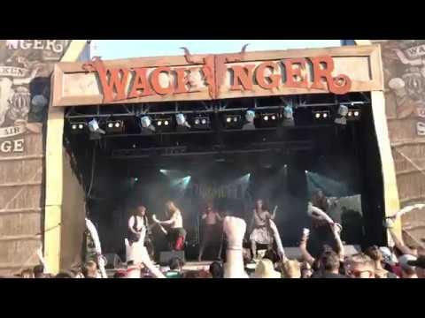 The Island, It's Calling Live @ Wacken 2018